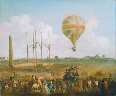 Julius_Caesar_Ibbetson_-_George_Biggins'_Ascent_in_Lunardi'_Balloon_-_WGA11831